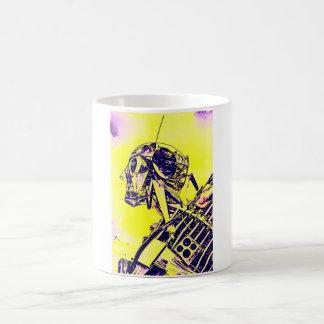 Yellow Peril Coffee Mug