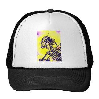 Yellow Peril Trucker Hat