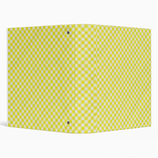 yellow picnic table cloth binder