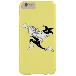 Yellow Pied Piper Barely There iPhone 6 Plus Case