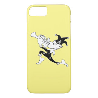Yellow Pied Piper iPhone 8/7 Case