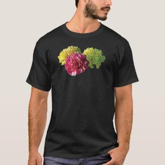 Yellow Pink Carnations Mens T-Shirt