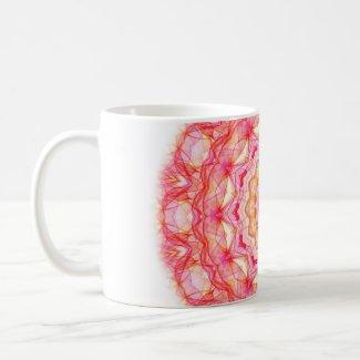 Yellow Pink Romance zazzle_mug