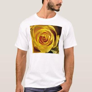 Yellow pink T-Shirt