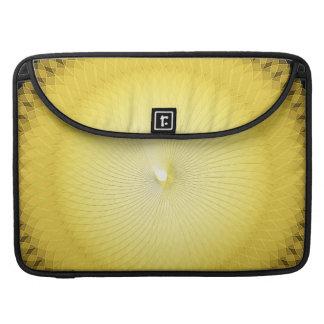 Yellow Plafond Sleeve For MacBook Pro