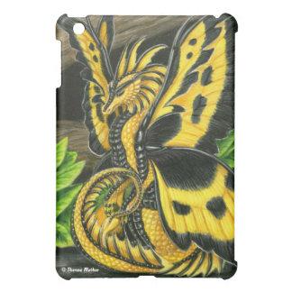 Yellow Poison Dragon Fly iPad Case