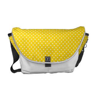 Yellow Polka Dot bag