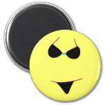 Yellow Polka Dot Bikini Magnet