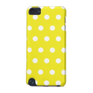 Yellow Polka Dot iPod Touch 5G Case