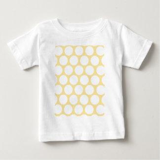 Yellow polka doty tees