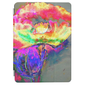 Yellow Poppy iPad Air Cover