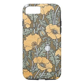 Yellow Poppy iPhone 7 Case