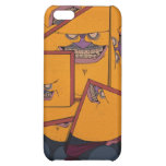 Yellow Portrait Cover For iPhone 5C
