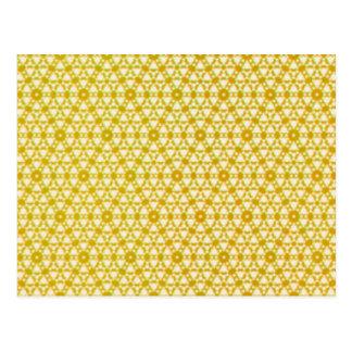 Yellow Postcard