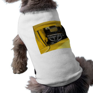 Yellow Power Doggie Tee