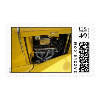 Yellow Power Postage