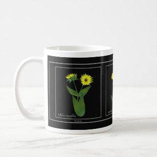 Yellow Prairie Flowers Mug