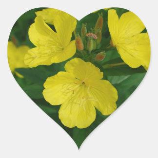 Yellow Primrose Stickers