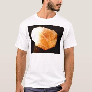 Yellow Quartz, Citrine Mineral T-Shirt