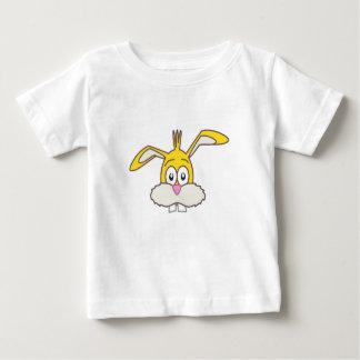 Yellow Rabbit head Baby T-Shirt