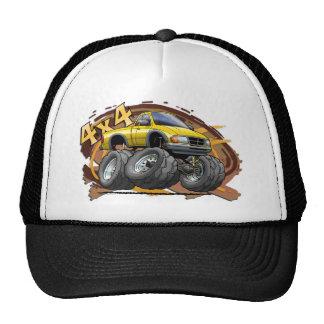 Yellow Ranger Trucker Hat