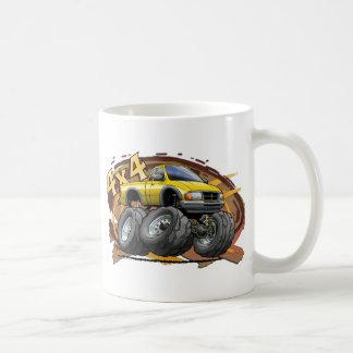 Yellow Ranger Coffee Mug