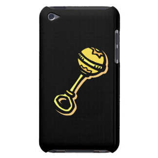 yellow rattle iPod touch covers