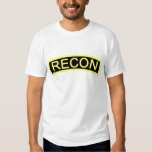 Yellow Recon Tab T Shirts