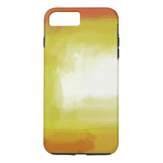 Yellow Red White Colorful Abstract Artwork iPhone 7 Plus Case