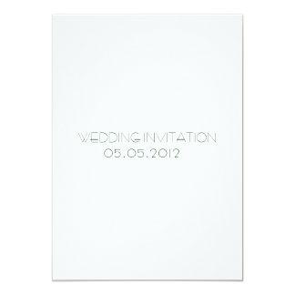 Yellow Retro Abstract Floral Collage-Wedding Invit Custom Invites