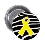 Yellow Ribbon Buttons