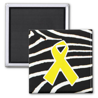 Yellow Ribbon Magnet