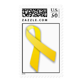 Yellow Ribbon Postage