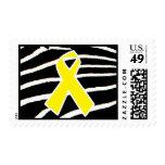 Yellow Ribbon Postage Stamp
