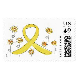 Yellow Ribbon Stamp