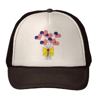 Yellow Ribbon Trucker Hat