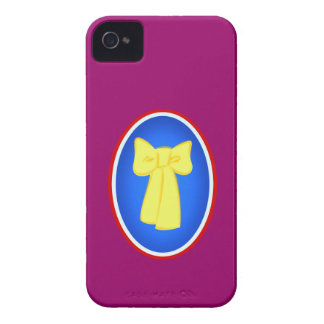 Yellow Ribbons iPhone 4 Cases