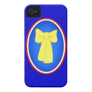 Yellow Ribbons Case-Mate iPhone 4 Cases