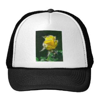 Yellow Rose 2 Intense Trucker Hat