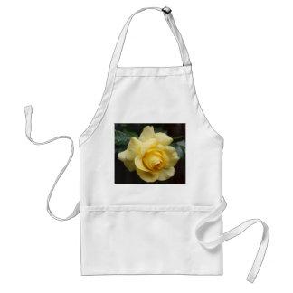 Yellow Rose Apron
