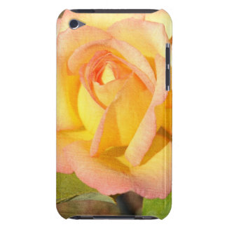 Yellow Rose Bloom iPod Touch Case