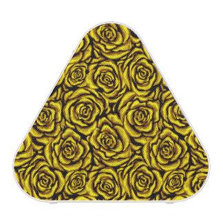 Yellow Rose Bluetooth Speaker