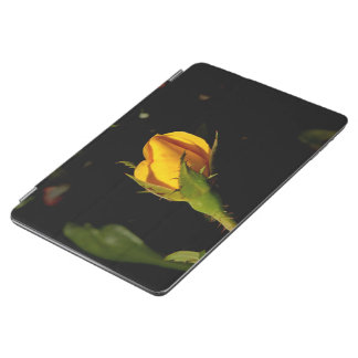 Yellow Rose Bud iPad Air Cover
