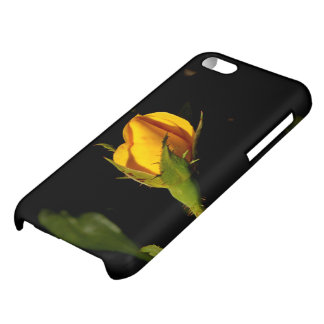 Yellow Rose Bud iPhone 5C Covers