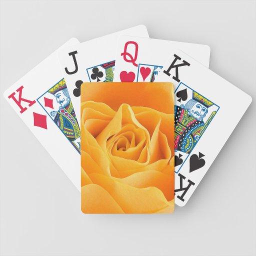 Yellow Rose Card Decks