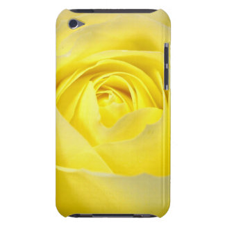 Yellow Rose Barely There iPod Cases