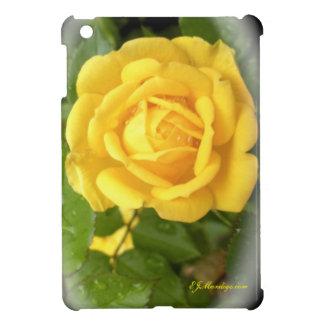 Yellow Rose Collection by EJMandigo.com iPad Mini Cover
