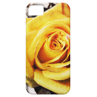 yellow rose i-hone case iPhone 5 cover