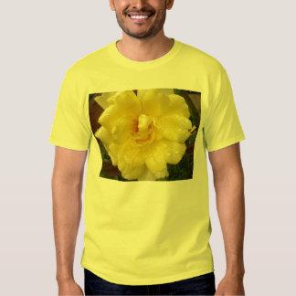 Yellow Rose in the Rain T-Shirt