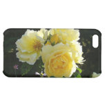 Yellow Rose iPhone 5C Covers